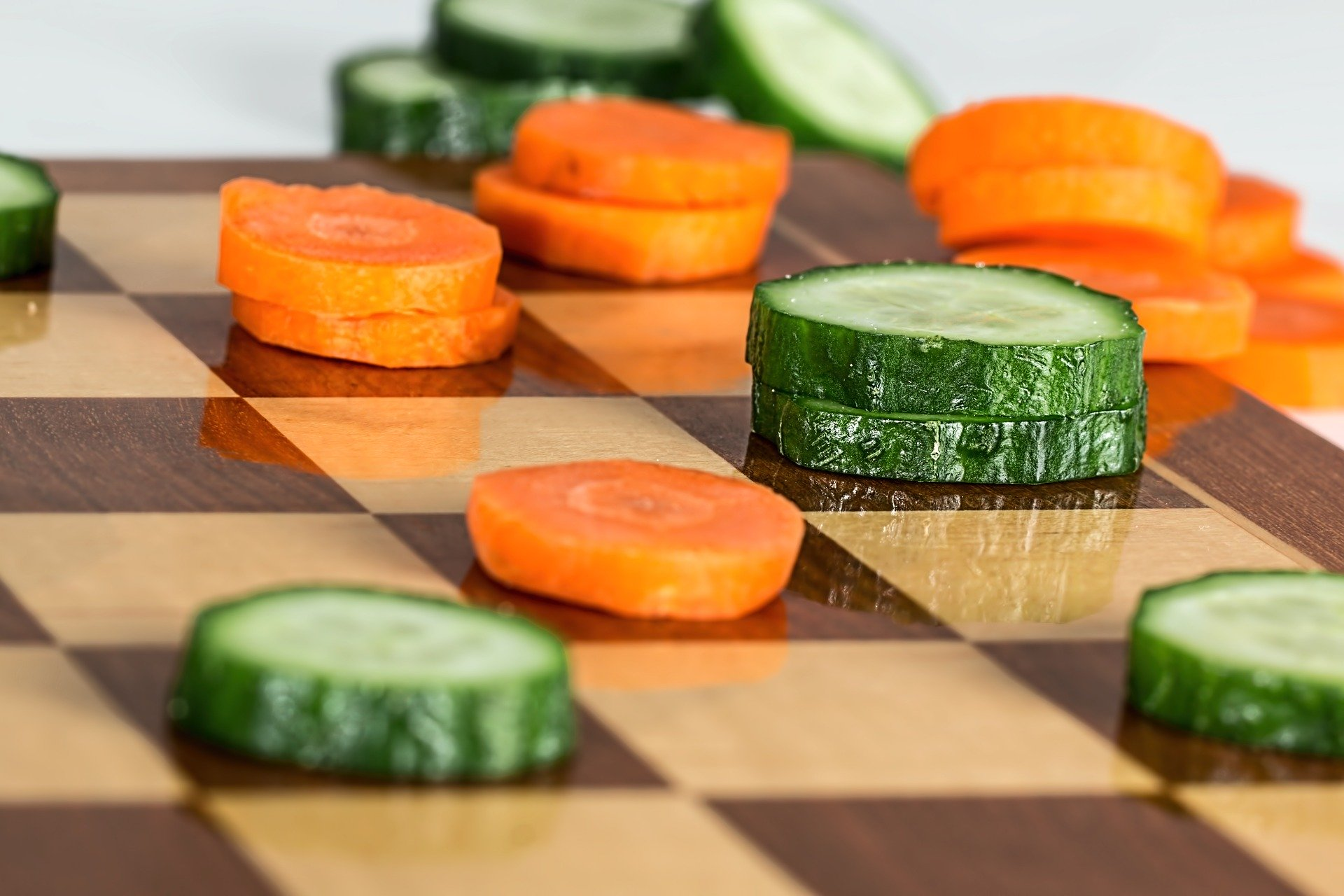 """Il primo """"Food Casino"""" al mondo permette ai giocatori d'azzardo di giocare con cibo"""